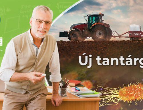 """A talajbaktériumok jelentőségével foglalkozó tantárgyat indít a MATE """"Talajtermékenység és agroökológia"""" néven"""